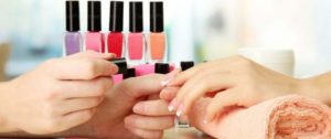 nail care ginas college